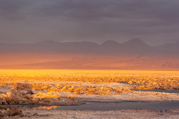 Salar de Atacama (Chile)