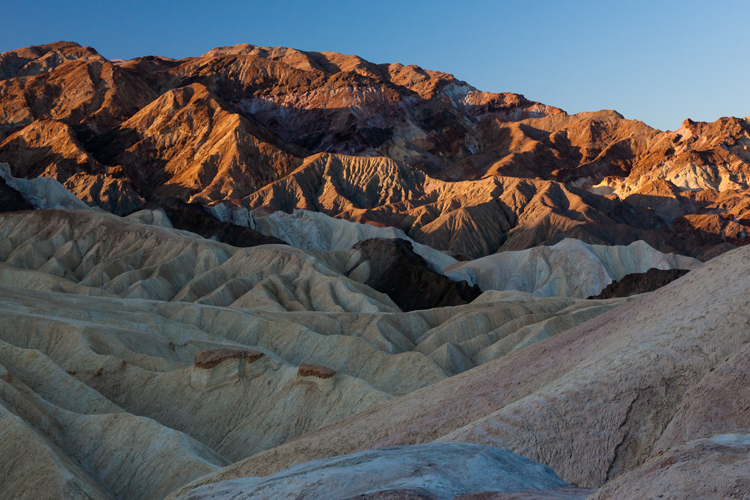 Zabriskie Point, Death Valley (USA)