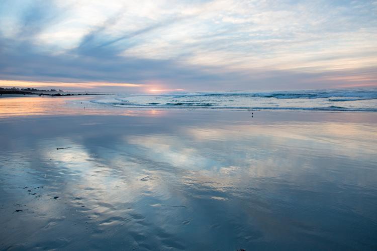Carmel beach, CA (USA)