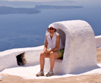 Not what you think with a view, Santorini (GR)