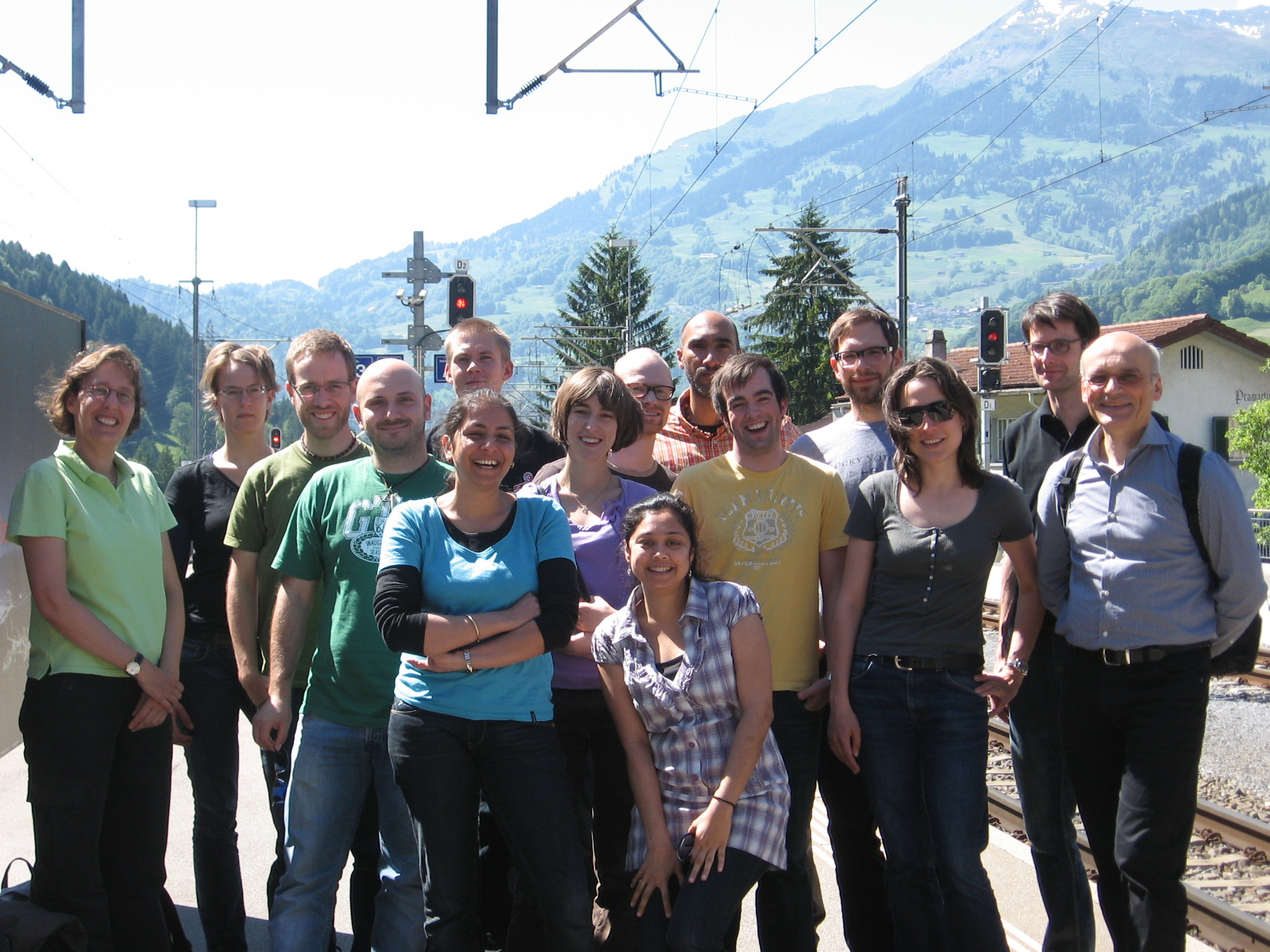 PhD Seminar II in Stels, FS2010